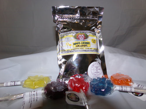 Hippy Chick CBD Lollipops, Edible at Pharmer's Market