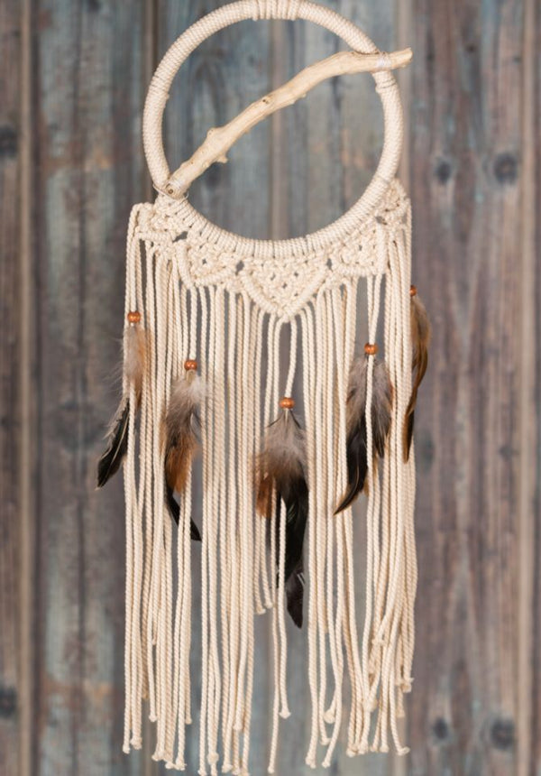WOOD Dreamcatcher