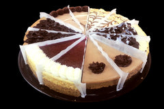 Choc Lovers Sampler 08 inch
