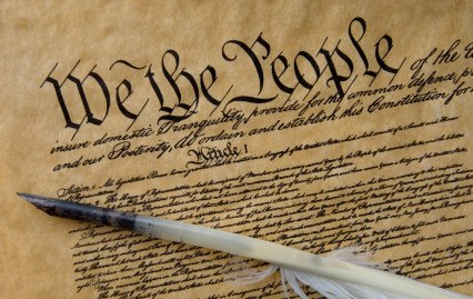 Pixels & Ink - We the People Constitution