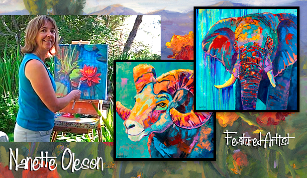 nanette oleson featured client