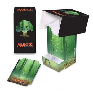Ultra Pro Unhinged Lands Cards Deck Case, John Avon Painting Deck Box for MGT/PKM/YGO - TCG Dealer