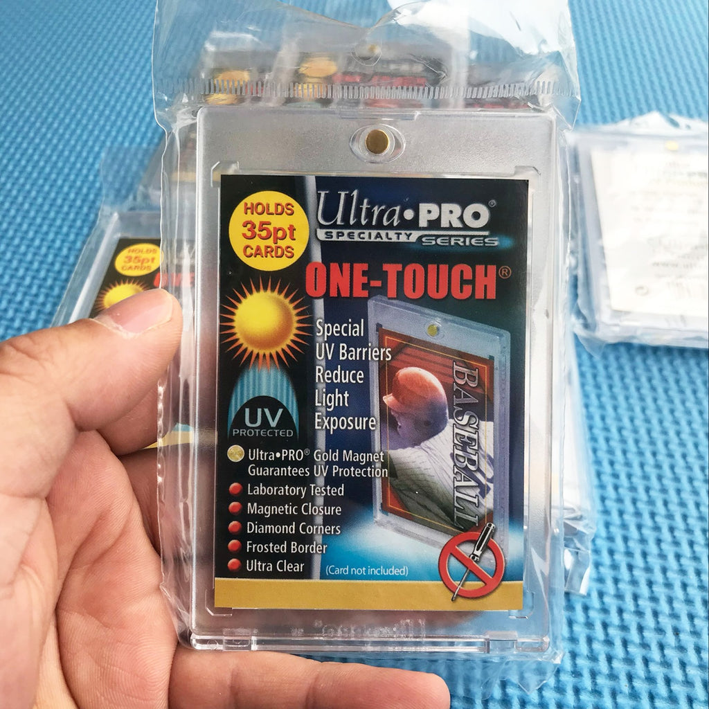 Original Ultra Pro Cards Bricks Football Cards Holder Tradking Cards Bricks Protector Many PT for Choice - TCG Dealer