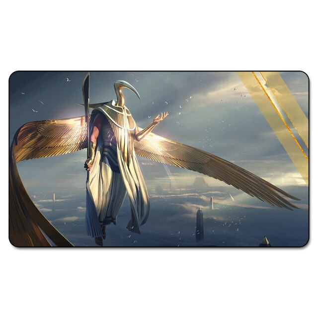 Many Choice Magic Card Games Custom Playmat MGT Lotus Bloom Playmat, Board Games Ultra. Table Pad Pro with Free Bag - TCG Dealer