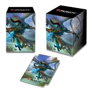 Ultra Pro M19 Elder Dragon Deck Boxes TCG Deck Box Holding 100 Cards Storage BOX for MGT/YGO/FOW/CFV/Star Realms - TCG Dealer
