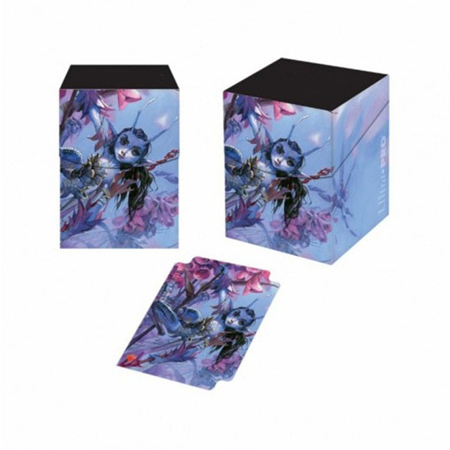 Ultra Pro Deck Box UMA Ultimate Master Art Board Games TCG Cards Deck Case for Magical The Cards MGT/Pkm/YGO/Gathering Games - TCG Dealer