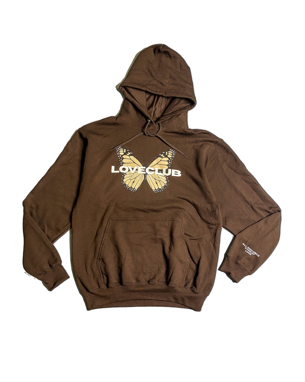 Butterfly World Hoodie