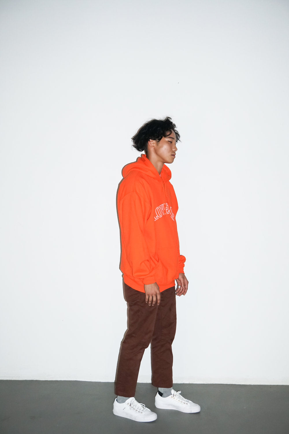 Sweet Deadly Hoodies (Orange)