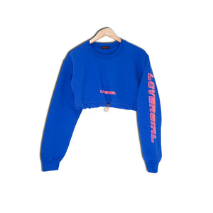 Racer Crewneck (Re-Worked)
