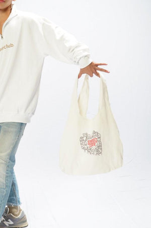Sweet Deadly Love Recycled Tote Bag