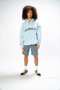 Sweet Deadly Hoodies Version 2 (Light Blue)