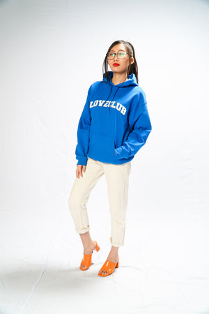Sweet Deadly Hoodies Version 2 (Royal Blue)