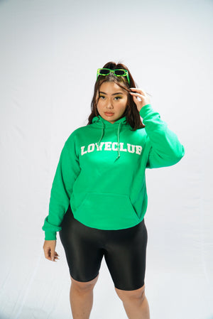 Sweet Deadly Hoodies Version 2 (Lime - Bright Green)