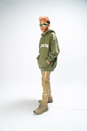 Sweet Deadly Hoodies Version 2 (Military Green)