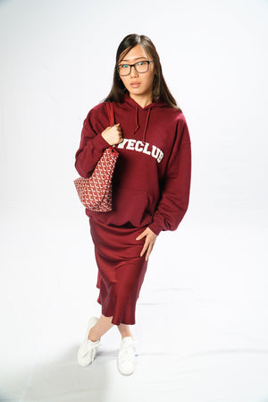 Sweet Deadly Hoodies Version 2 (Maroon)