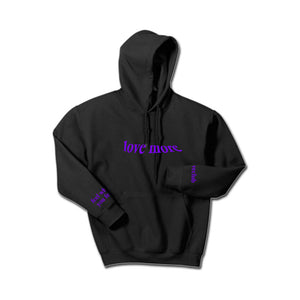 Exclusive Love More Hoodie