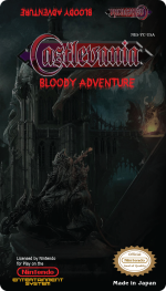 Castlevania Bloody Adventures