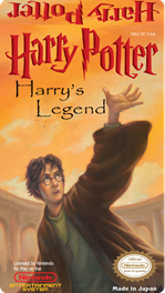 Harry Potter: Harry's Legend