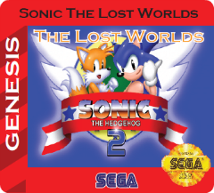 Sonic The Lost Worlds