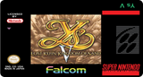 Ys V: Lost Kefin, Kingdom of Sand