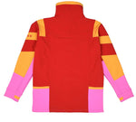 LEOPOLD JACKET - RED/PINK/YELLOW
