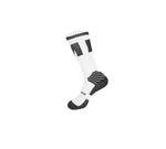 MID LENGTH WHITE COOLMAX SOCK