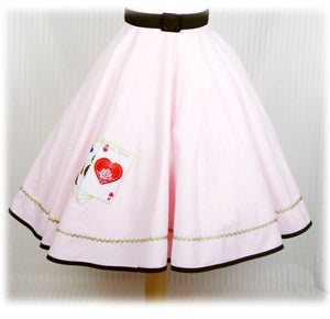Lady Luck Circle Skirt