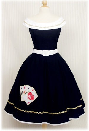 Lady Luck Swing Dress