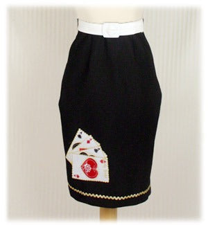 Lady Luck Pencil Skirt