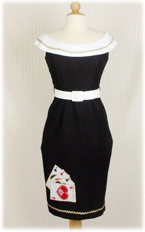 Lady Luck Sheath Dress