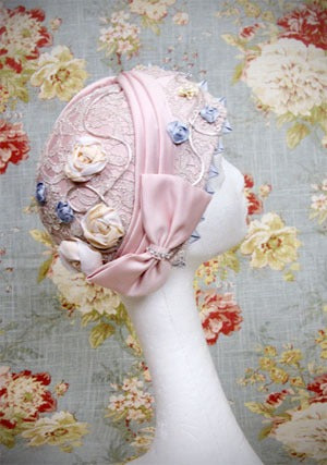 Ribbon Cloche
