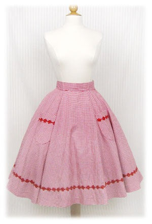 Daisy Cutter Circle Skirt