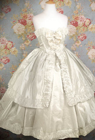 bridal DuBarry Dress