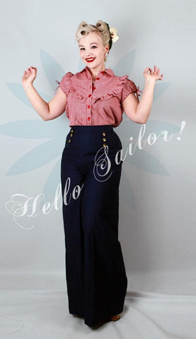 Hello Sailor Pants
