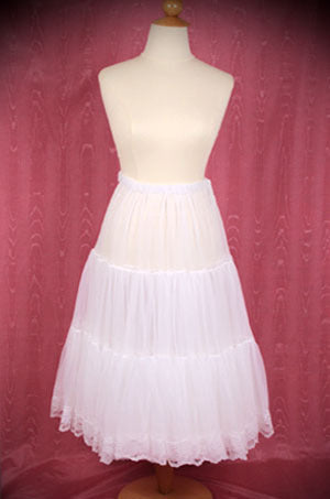 Long Lace Petticoat