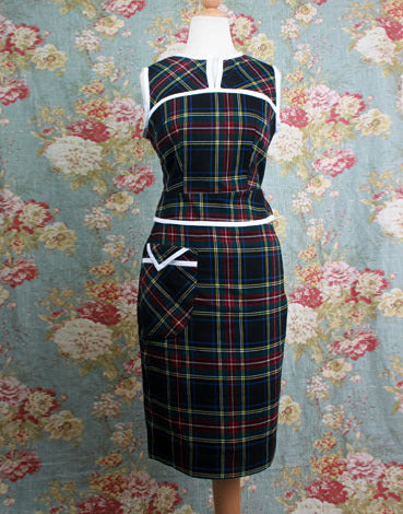Plaid Set (Sheath)