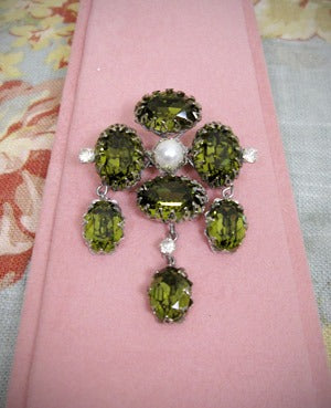 Empire Brooch