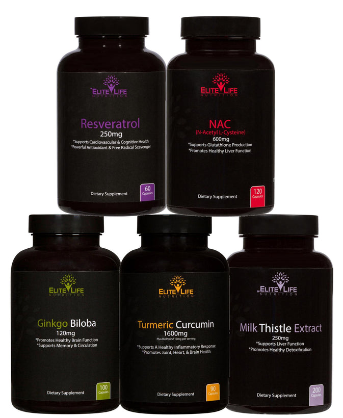 Elite Antioxidant Bundle