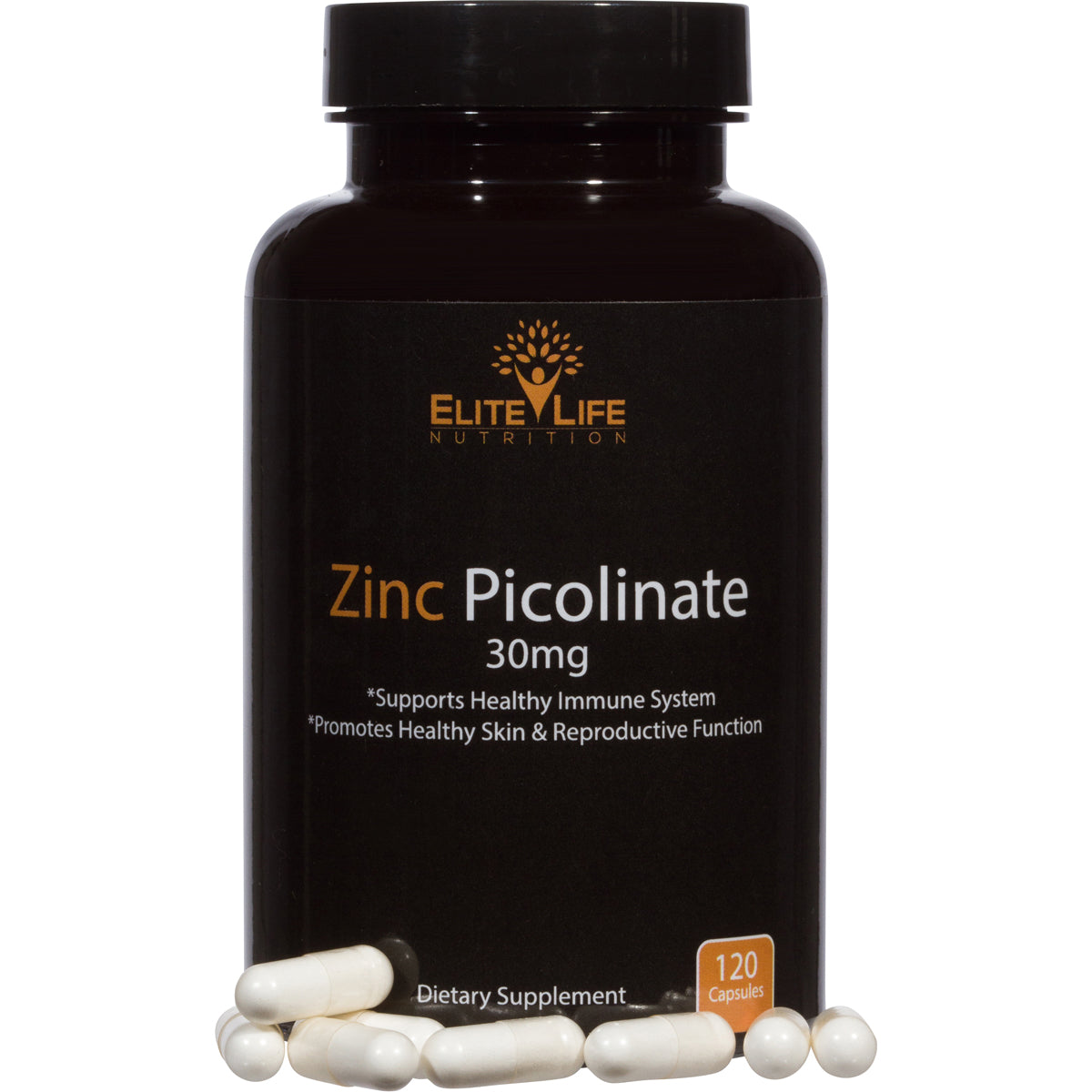 Free Bottle of Zinc