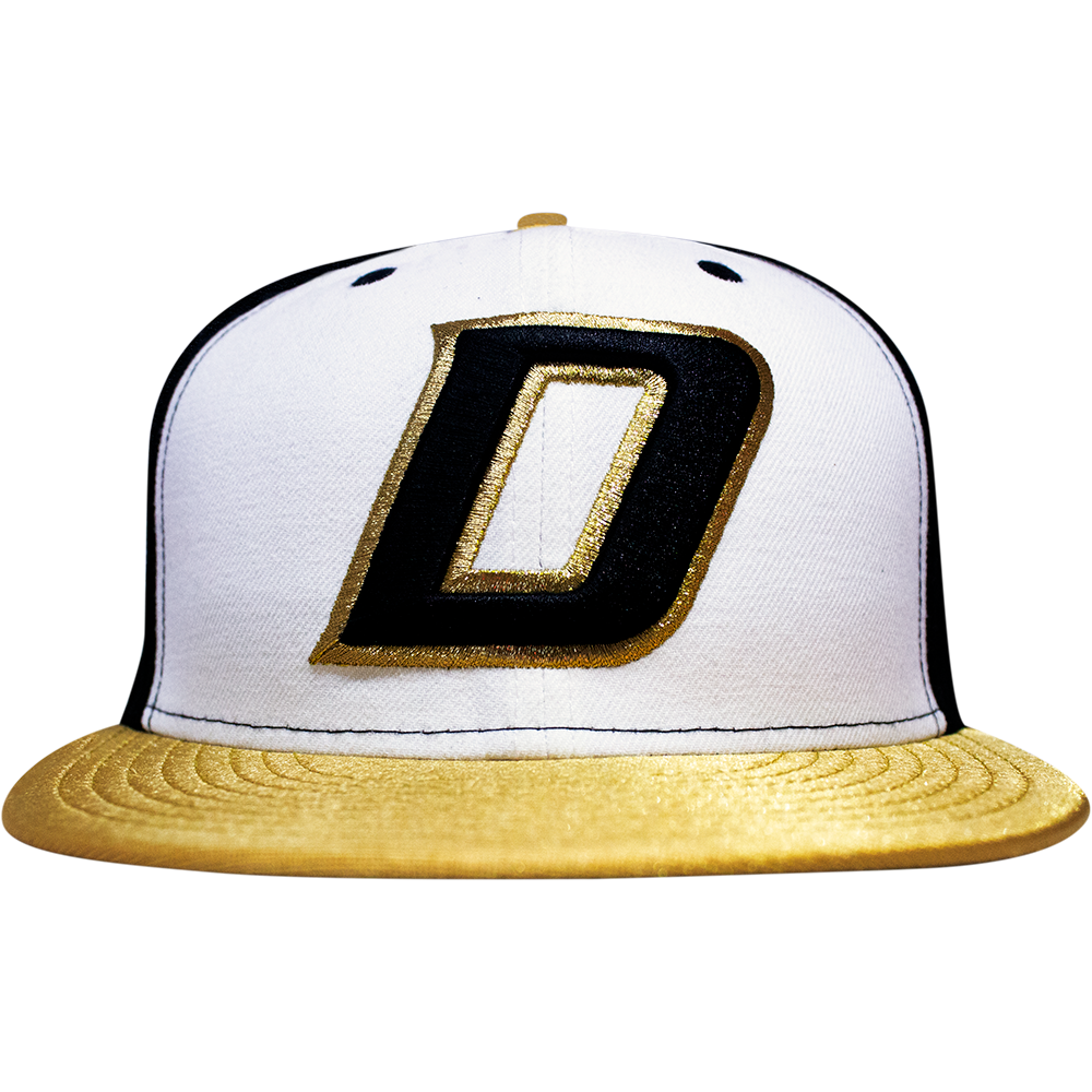 DORADOS GORRA NEW ERA 5950 D