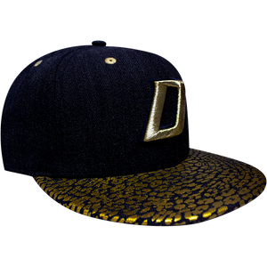 DORADOS GORRA NEW ERA 5950 D ANIMAL PRINT