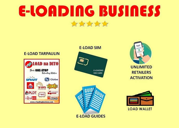 E-Loading Business Standard Package