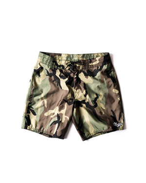 Birdwell x Los Pepes Men's 311 Board Short - Camo