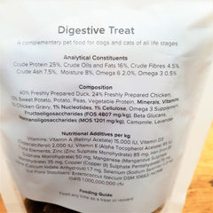 Digestive Functional Treats for your cat or dog: 70g