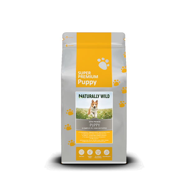 Super Premium Wheat Free Puppy Complete Food