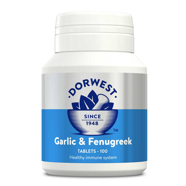 Garlic & Fenugreek Tablets