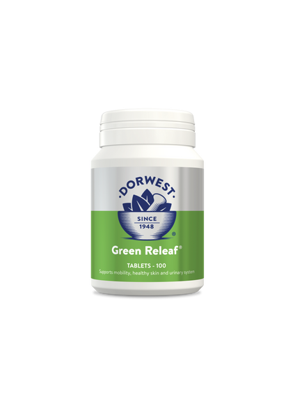 Green Releaf Tablets