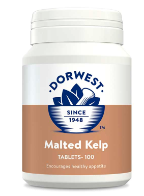 Malted Kelp Tablets