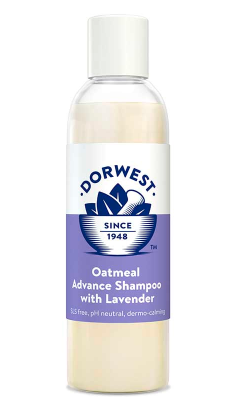 Oatmeal Advance Shampoo