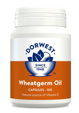 Wheatgerm Oil Capsules